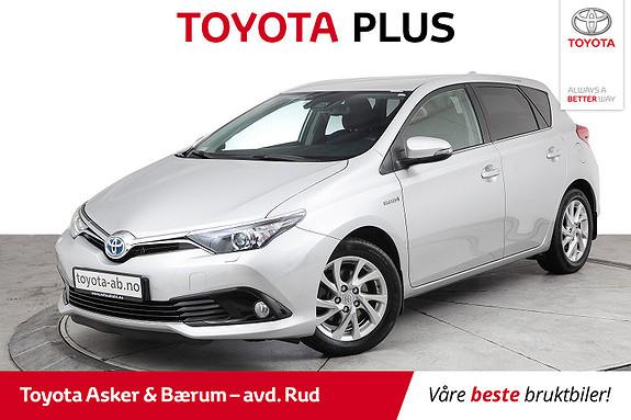 Toyota Auris 1,8 Hybrid E-CVT Active Sport  2018, 51400 km, kr 249000,-