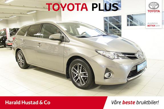 Toyota Auris Touring Sports 1,8 Hybrid Active+  2015, 56000 km, kr 199000,-