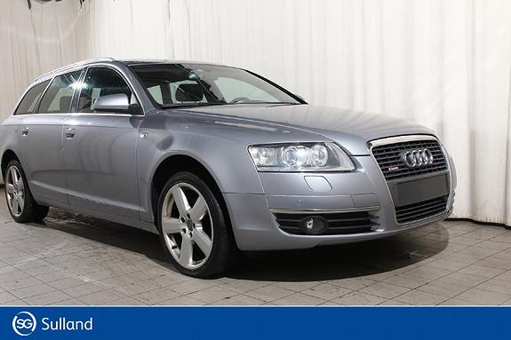 Audi A6 2,0 TDI Billigbil - EU ok til 28.02.2021  2007, 211000 km, kr 48618,-