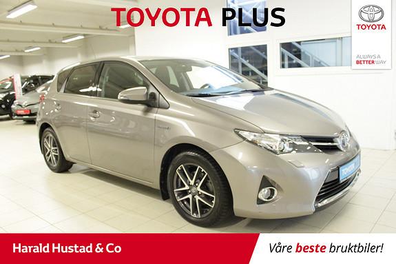 Toyota Auris 1,8 Hybrid E-CVT Active+  2015, 46500 km, kr 189000,-