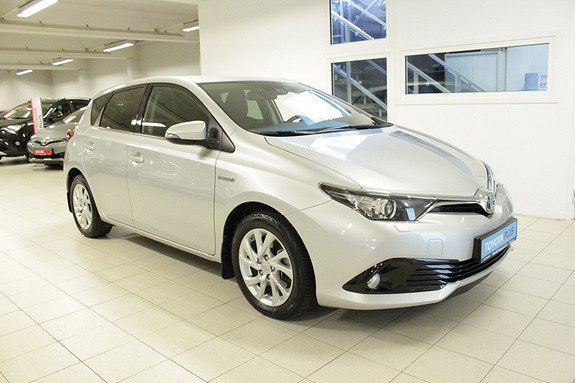 Toyota Auris 1,8 Hybrid E-CVT Active Sport  2018, 49500 km, kr 259000,-