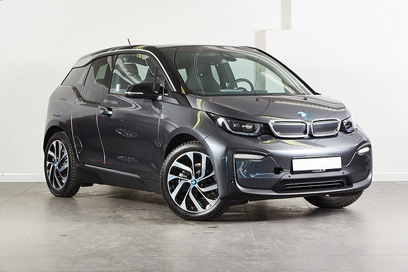 BMW i3 94Ah Fully Charged Edition  2018, 2500 km, kr 288900,-