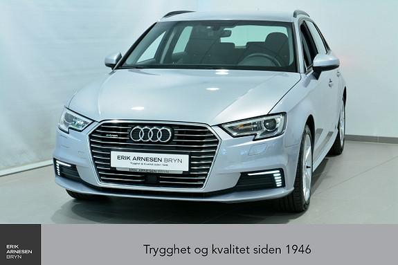 Audi A3 PLUG-IN HYBRID *KAMPANJE*  2018, 32900 km, kr 269900,-