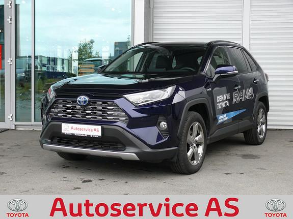 Toyota RAV4 Hybrid 2WD Executive aut  2019, 13000 km, kr 499000,-