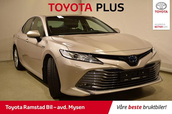 Toyota Camry Hybrid Premium , Komfortabel og lekker Hybrid !!  2019, 6200 km, kr 449000,-