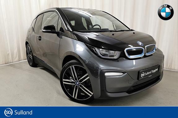 BMW i3 120Ah Fully Charged DEMOBIL-TOPPMODELL-MYE UTSTYR  2019, 2427 km, kr 329900,-