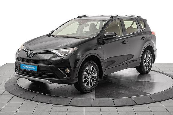 Toyota RAV4 Hybrid 2WD Active S m/hengerfeste  2016, 88000 km, kr 289000,-