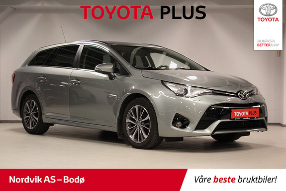 Toyota Avensis Touring Sports 1,6 D-4D Active  2016, 25886 km, kr 239000,-