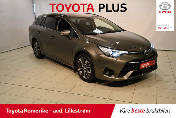 Toyota Avensis Touring Sports 1,8 Active M-drive 7S  2016, 45 437 km, kr 245 000,-