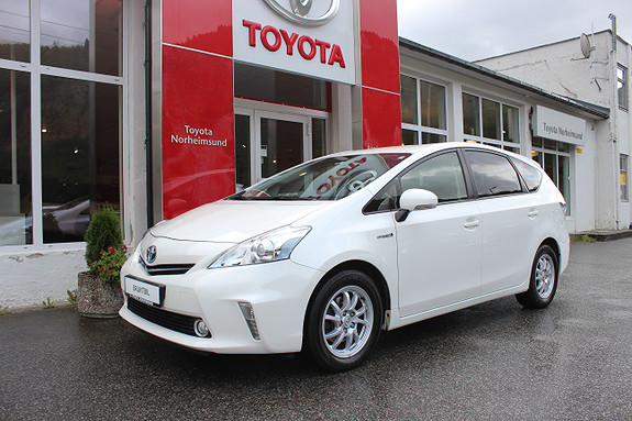 Toyota Prius+ Seven 1.8 Hybrid Executive  2013, 99400 km, kr 189900,-