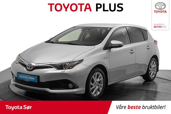 Toyota Auris 1,8 Hybrid E-CVT Active S  2017, 49416 km, kr 225000,-
