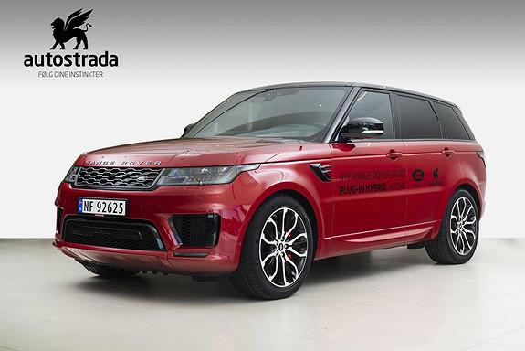 Land Rover Range Rover Sport 2.0  Plug In Hybrid 404 HK
