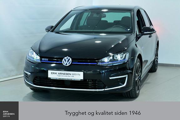 Volkswagen Golf GTE PLUG-IN HYBRID *KAMPANJE*  2016, 44500 km, kr 222900,-