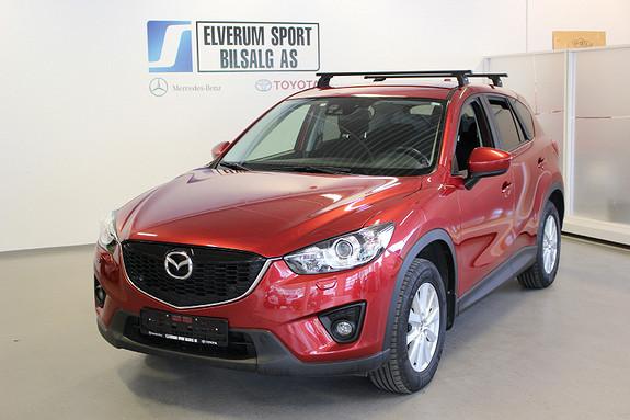 Mazda CX-5 2,0 165hk Advance 4x2  2012, 95700 km, kr 169000,-