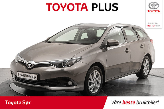 Toyota Auris Touring Sports 1,2 Active  2017, 37 000 km, kr 219 000,-