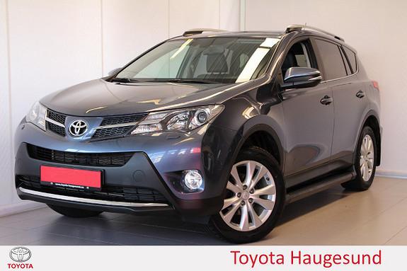 Toyota RAV4 2,2 D-4D 4WD Exective  2013, 71580 km, kr 265000,-
