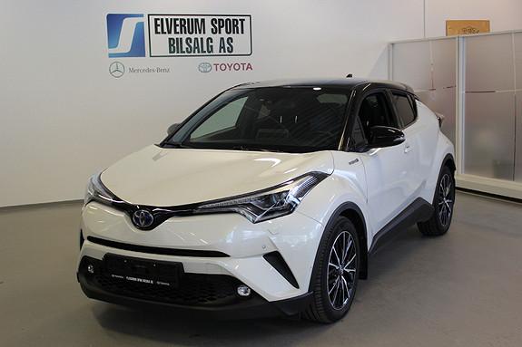 Toyota C-HR 1,8i Hybrid Lounge Tech  2018, 31204 km, kr 299000,-