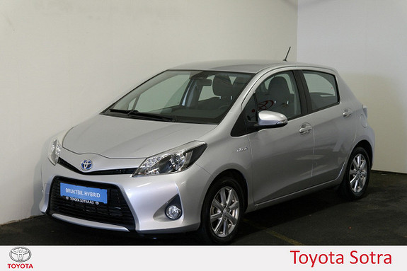 Toyota Yaris 1,5 Hybrid Active  2012, 69043 km, kr 109000,-