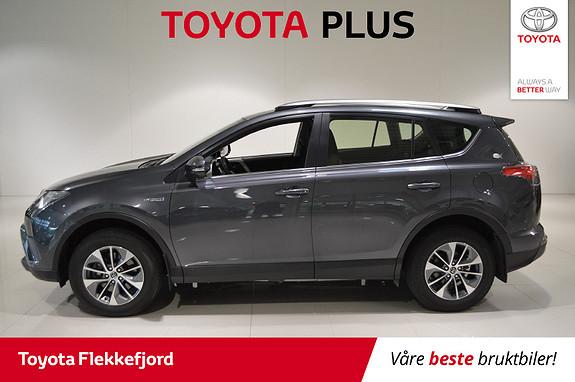 Toyota RAV4 Hybrid AWD Active S  2018, 21130 km, kr 429000,-