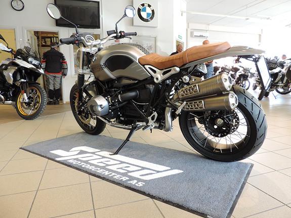 Bilbilde: BMW RnineT Scrambler Tilbud
