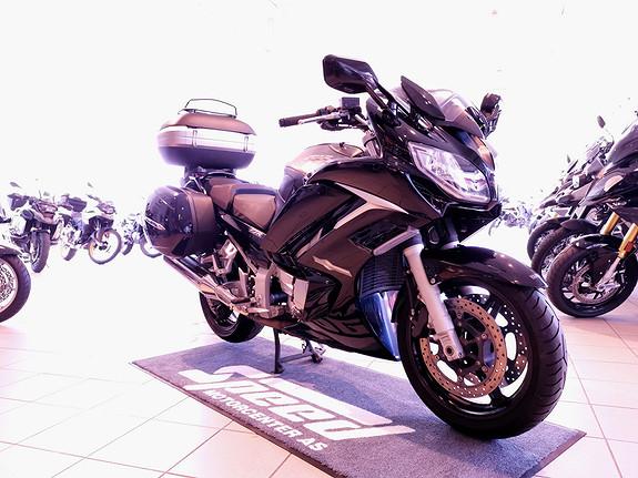 Bilbilde: Yamaha Fjr1300