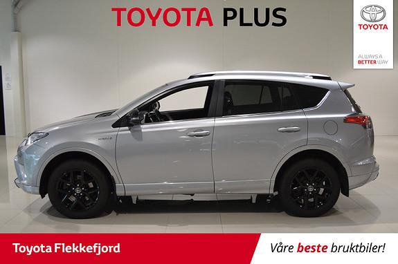 Toyota RAV4 Hybrid AWD 71n Edition Color Vinterhjul  2018, 10224 km, kr 449000,-