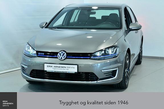 Volkswagen Golf GTE PLUG-IN HYBRID *KAMPANJE*  2017, 44800 km, kr 218900,-