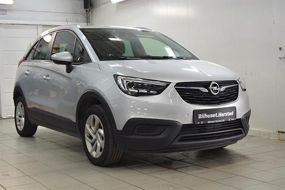 Opel Crossland X 1.2 T INNOVATION, HENGERFESTE  2018, 58500 km, kr 195000,-