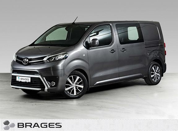 Toyota Proace 1,6 D 115 Comfort Medium L1H1 DAB, BT, Cruise  2016, 41600 km, kr 209000,-