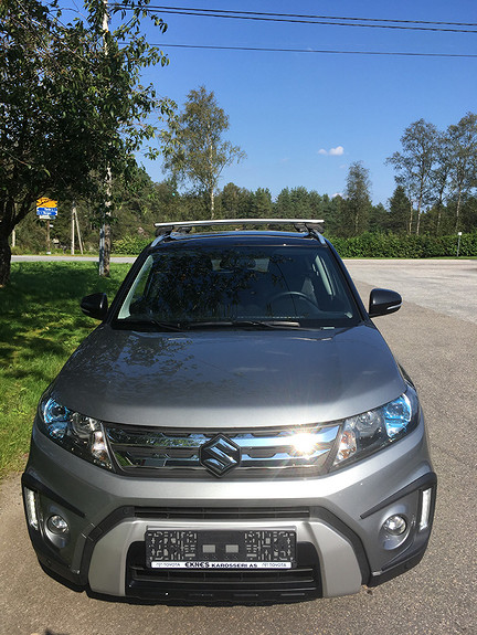 Suzuki Vitara AllGrip 1,6 GLX SportTech  2015, 67200 km, kr 227000,-
