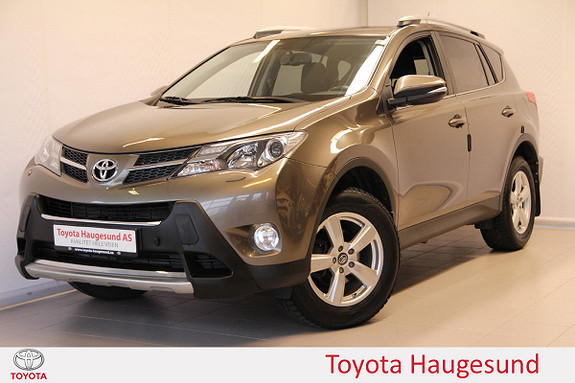 Toyota RAV4 2,0 4WD Active  2013, 92644 km, kr 250000,-