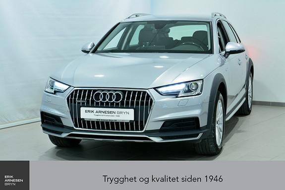 Audi A4 allroad 2,0 TDI 163hk quattro aut *KAMPANJE*  2017, 81950 km, kr 414900,-
