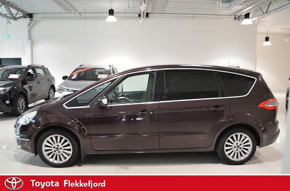 Ford S-MAX 2,0 TDCi 115hk Titanium  2011, 114737 km, kr 149000,-