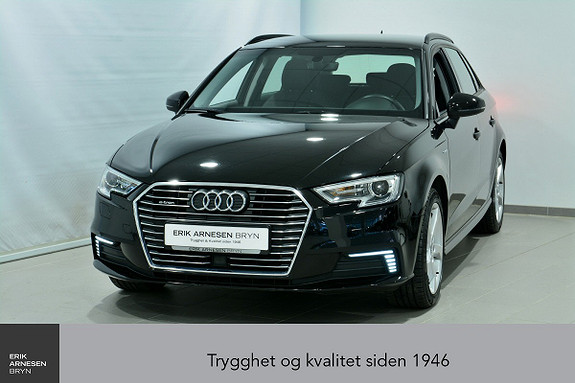 Audi A3 E-TRON PLUG-IN HYBRID *KAMPANJE*  2018, 28900 km, kr 269900,-