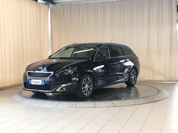 Peugeot 308 SW 1,2 PureTech 130hk Allure  2016, 44000 km, kr 199000,-