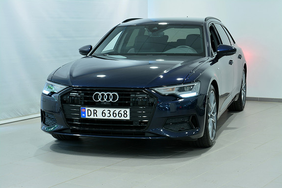 Audi A6 40 TDI Q/S 204 HK SPORT AVA  2019, 38500 km, kr 659000,-