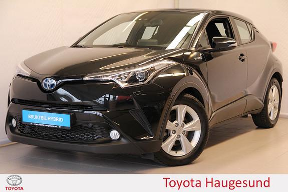 Toyota C-HR 1,8i Hybrid Active  2019, 6559 km, kr 309000,-