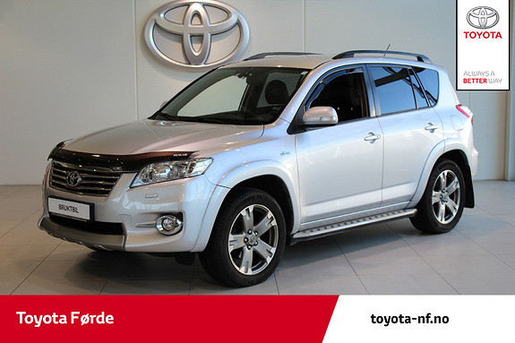 Toyota RAV4 2,2 D-CAT AT Vanguard Executive 150HK Hengarfeste!  2012, 108557 km, kr 194000,-