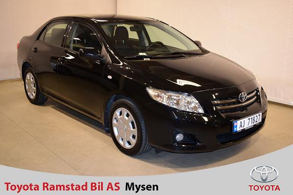 Toyota Corolla 1,6 Sol  2010, 91500 km, kr 95000,-