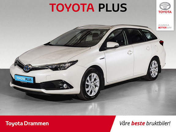 Toyota Auris Touring Sports 1,8 Hybrid Active  2016, 50 295 km, kr 199 000,-