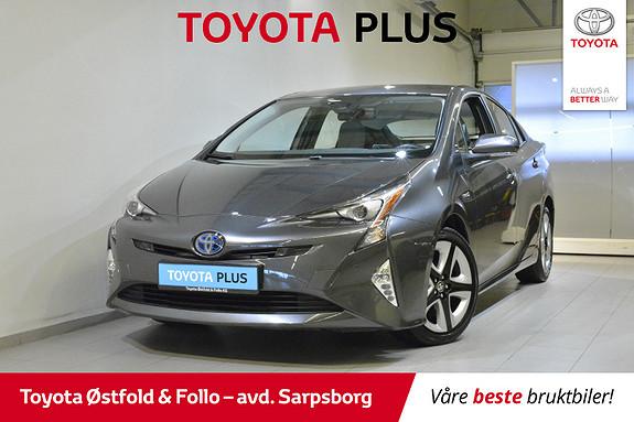 Toyota Prius 1,8 VVT-i Hybrid Executive , JBL / PARK. SENSORER F/B,  2016, 26100 km, kr 228000,-
