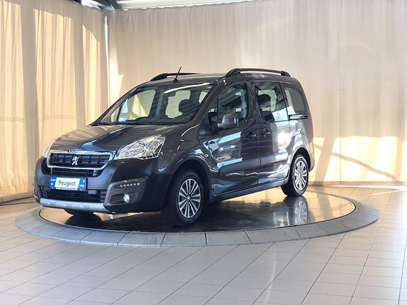 Peugeot Partner Mester Outdoor 1,6 Blue HDi 100 hk  2016, 28500 km, kr 209000,-