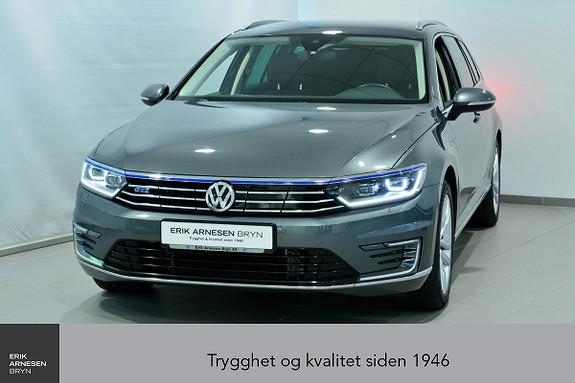 Volkswagen Passat PLUG-IN HYBRID *KAMPANJE*  2017, 44300 km, kr 324900,-