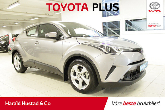 Toyota C-HR 1,8 WT-i Hybrid Active  2017, 27475 km, kr 269000,-