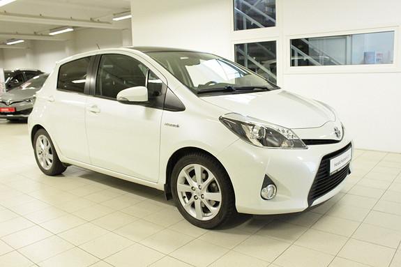 Toyota Yaris 1,5 Hybrid Style  2013, 94000 km, kr 134000,-