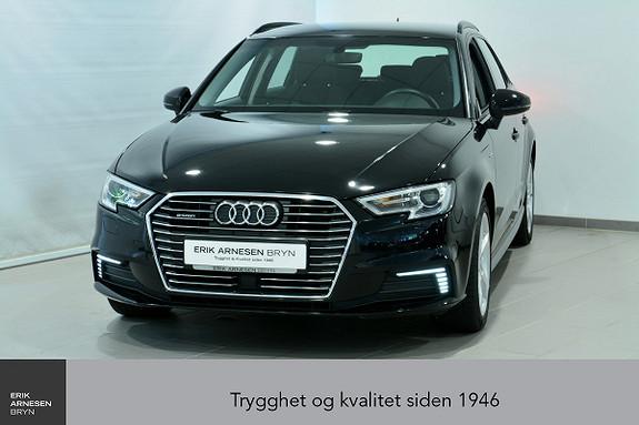 Audi A3 E-TRON PLUG-IN HYBRID *KAMPANJE*  2018, 47300 km, kr 269900,-