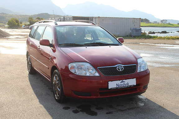 Toyota Corolla 1,4 Sol  2004, 209502 km, kr 39000,-