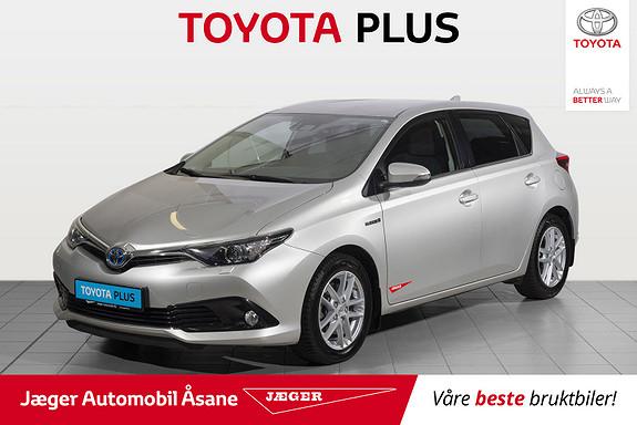 Toyota Auris 1,8 Hybrid E-CVT Active Sport  2018, 48100 km, kr 249000,-