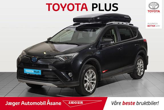 Toyota RAV4 Hybrid AWD Executive  2016, 30900 km, kr 389000,-