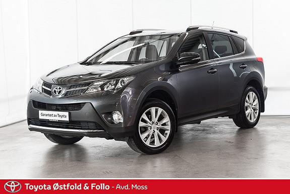 Toyota RAV4 2,0 4WD Multidrive S Active / AUTOMAT / KROK  2013, 83500 km, kr 258000,-